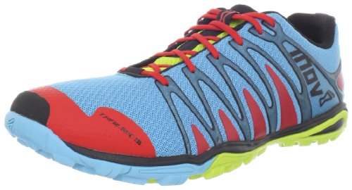 Inov-8 Trailroc 235 Trail Running Shoe,Aqua/Lime/Red,5 M US