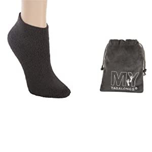 Mytagalongs Happy Feet Socks Grey