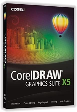 CorelDRAW Graphics Suite X5 [Old Version]