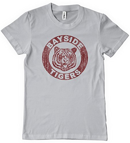 Bayside Tigers Womens T-Shirt Saved By The Bell Tee - S to XXL