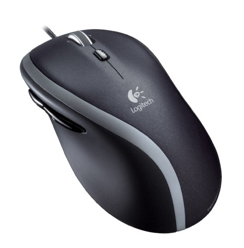 Logitech Corded Mouse (M500) (Computer Mouse Wired Logitech compare prices)