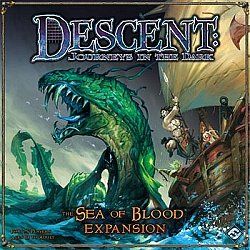 Buy Fantasy Flight Games - Fantasy Flight Games Descent: Sea Of Blood Expansion