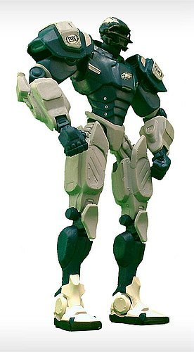 Philadelphia Eagles FOX Sports Robot - Licensed NFL Football Gift