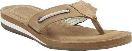 Sperry Top-Sider Women's Catalina Nubuck Shoes,Linen/Oat,8 M US