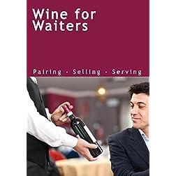 Wine Training for Waiters