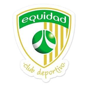 Amazon.com: CD Equidad Seguros - Colombia Football Soccer Futbol - Car