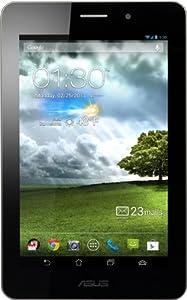 Asus Fonepad ME371MG 17,7 cm (7 Zoll) Tablet-PC (Intel Atom Z2420, 1,2GHz, 1GB RAM, 16GB , SGX 540, Touchscreen, Android 4.1, 3G/UMTS) grau/silber