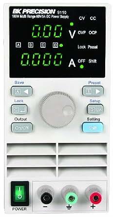 B&K Precision 9110 Multi Range DC Power