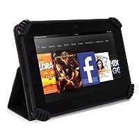 Verizon Ellipsis 7 Inch Tablet Case - UniGrip Edition - BLACK by Cush Cases