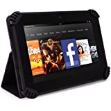 "Xelio 7"" Tablet Case - UniGrip Edition - BLACK"