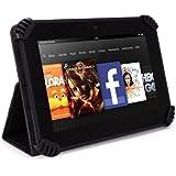 HP 7 Model 1800 Tablet with Intel Atom Processor 8GB Memory Tablet Case - UniGrip Edition - BLACK (Walmart Exclusive)
