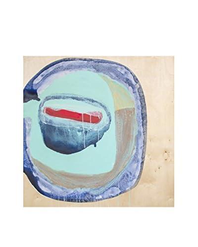 Claire Desjardins Smile Giclee Print, Multi, 30 x 30