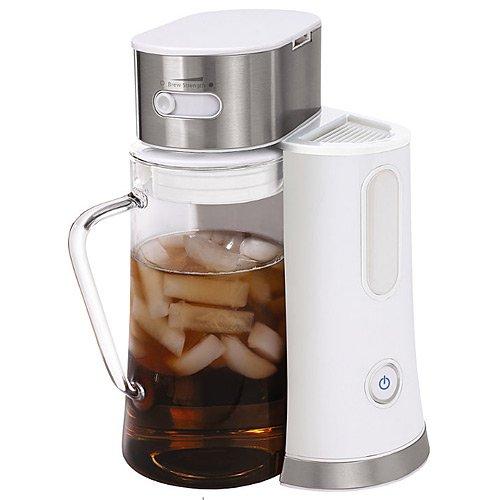41Y mfM3UyL Mr Coffee Tea Cafe Iced Tea Maker Black