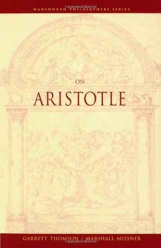 On Aristotle (Wadsworth Philosophers Series)
