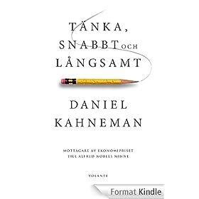 T�nka, snabbt och l�ngsamt (Swedish Edition)