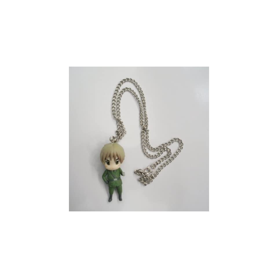 2.5 Axis Power Hetalia United Kingdom Mascot Charm Necklace