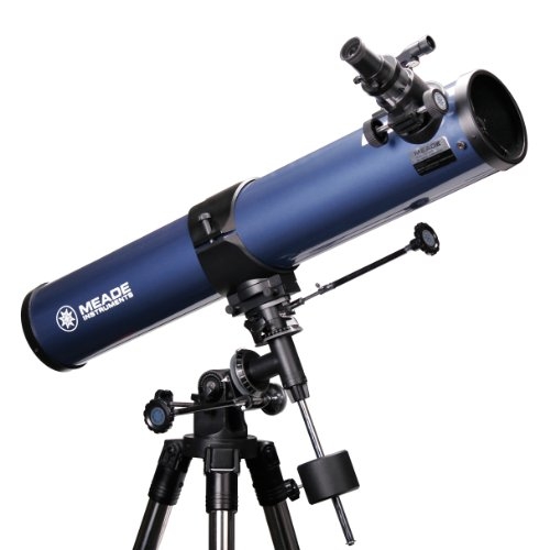 Meade 114Eq-Ar Equatorial Reflector