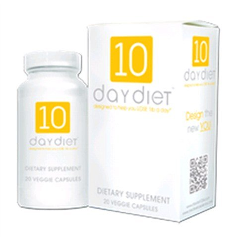 Creative Bioscience 10 Day Diet 20 Capsules