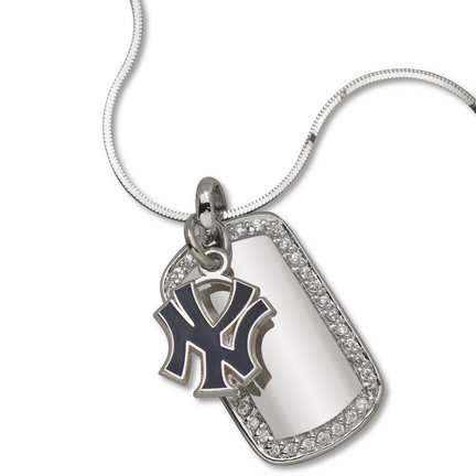 New York Yankees Enameled