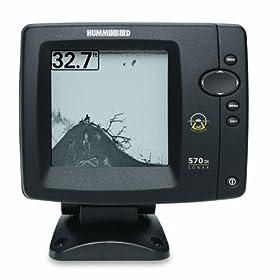 Humminbird 408100-1 Fishfinder 570 DI
