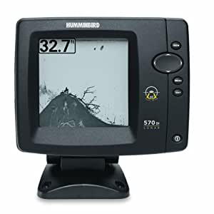 humminbird 570 di fishfinder discontinued by