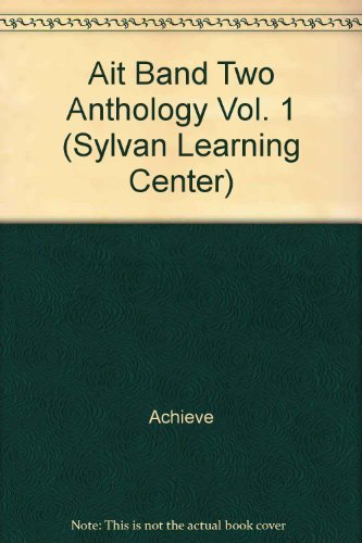 ait-band-two-anthology-vol-1-sylvan-learning-center-by-achieve-2004-09-01-paperback