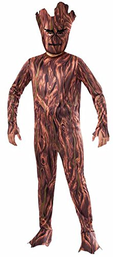 Rubie's Rubies Costume Guardians of the Galaxy Groot Childs Costume, One Color, Small