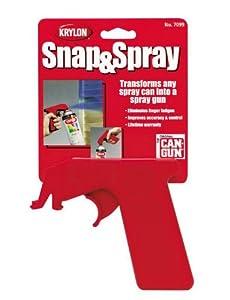 Krylon 7099 Snap and Spray Can Handle