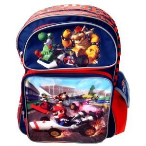 Sale alerts for Animations Super Mario Bros. Amazing Race Small Backpack - Covvet