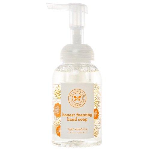 The Honest Company Foaming Hand Soap - Mandarin - 8.5 oz (Honest Company Soap compare prices)