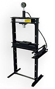 Pressa idraulica manuale pressatrice 12 ton sogi p12 m for Pressa fai da te