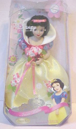 Disney Princess Spring Boquet Collection Mini Porcelain Snow White Doll - Buy Disney Princess Spring Boquet Collection Mini Porcelain Snow White Doll - Purchase Disney Princess Spring Boquet Collection Mini Porcelain Snow White Doll (Brass Key, Toys & Games,Categories,Dolls,Porcelain Dolls)