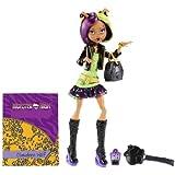Monster High - Clawdeen, muñeca fashion (Mattel BGT35)