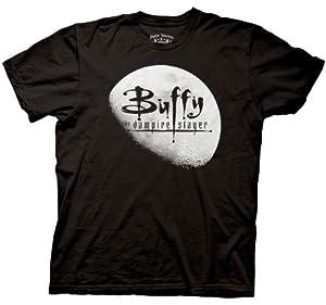 Buffy The Vampire Slayer Moon Logo T-shirt