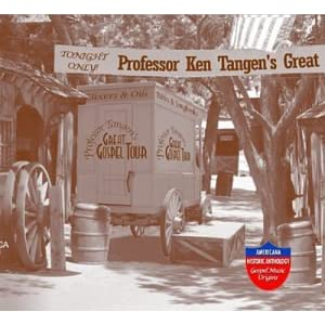 Professor Tangen's Great Gospel Tour