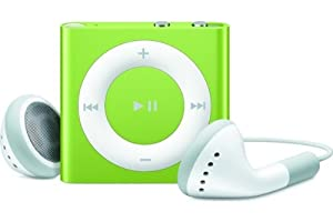 Apple iPod shuffle 2 Go Vert (4ème génération)