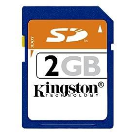 2 GB SD Card