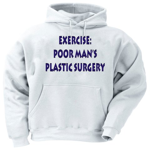 Exercise: Poor Man's Plastic Surgery