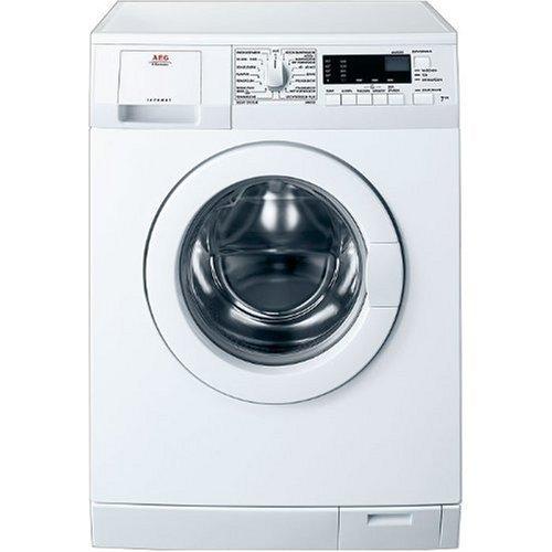 AEG Electrolux Lavamat 64850 L Waschmaschine FL / AAB / 1,19 kWh / 1400 UpM / 7 kg / 49 L / Knitterschutz, Mengenautomatik, Aquacontrol
