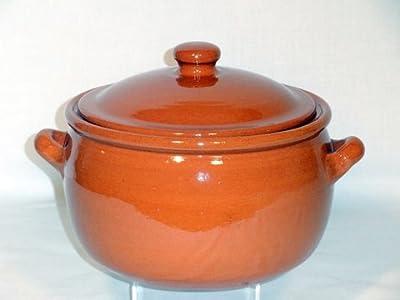 Genuine Terracotta 3l Casserolestew Pot - Classic Colour by Be-Active