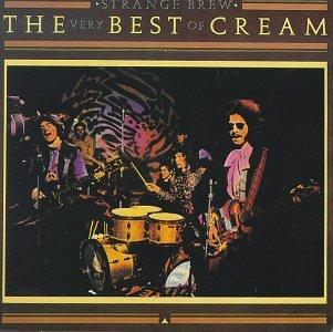 Strange Brew: The Very Best of Cream artwork