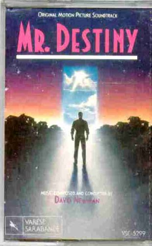 Mr. Destiny ~ Original Motion Picture Soundtrack [Music Composed & Conducted By David Newman] (Original 1990 Varese Sarabande Vsc 5299 Cassette Tape New Factory Sealed In The Original Shrinkwrap Features 12 Tracks ~ See Seller'S Description For Track List