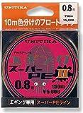 ユニチカ(UNITIKA) キャスライン エギングスーパーPEII 150m 0.8号