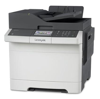 Lexmark CX 410 DE Imprimante Laser/impression (jusqu'à ) 30 ppm (mono)/30 ppm (couleur)/copie (jusqu'à) 30 ppm mono/30 ppm couleur