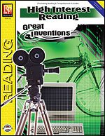 Remedia Publications High-Interest Reading Great Inventions - 1