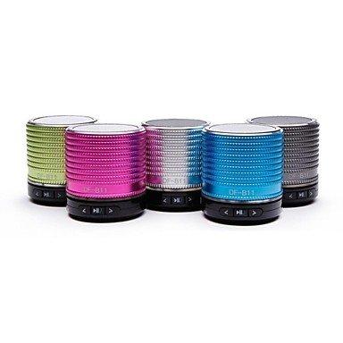 Zaki Df-B11 2014 Hot Sale Mini Stereo Bluetooth Speaker Portable Tf Mic Speaker