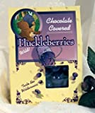 Chocolate Covered Wild Huckleberries, 2oz