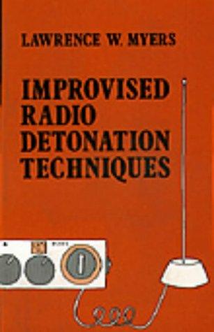 Improvised Radio Detonation Techniques