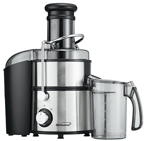 Brentwood JC-500 Stainless Steel Power Juice Extractor (Power Juicer Red compare prices)