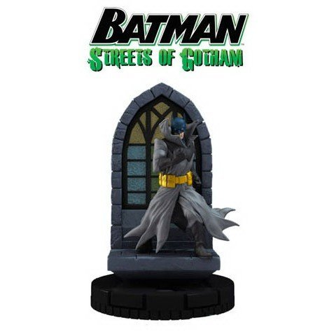 DC HeroClix Miniatures: Batman - Streets of Gotham Marquee Figure Booster Pack